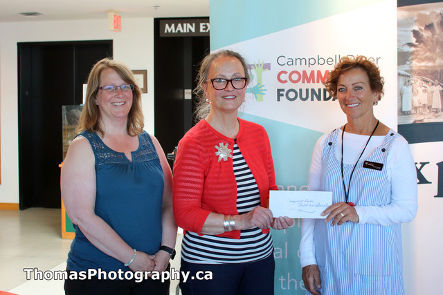 Campbell River Foundation donates